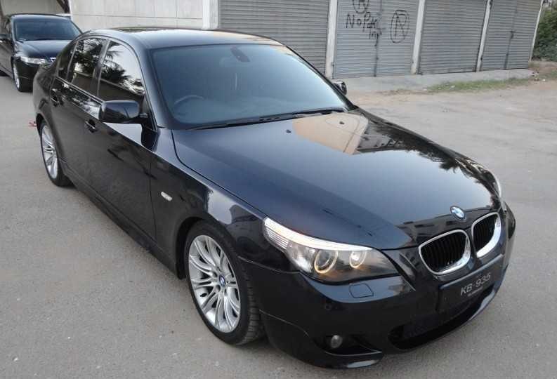 BMW 5 series 530d 2004 photo - 6