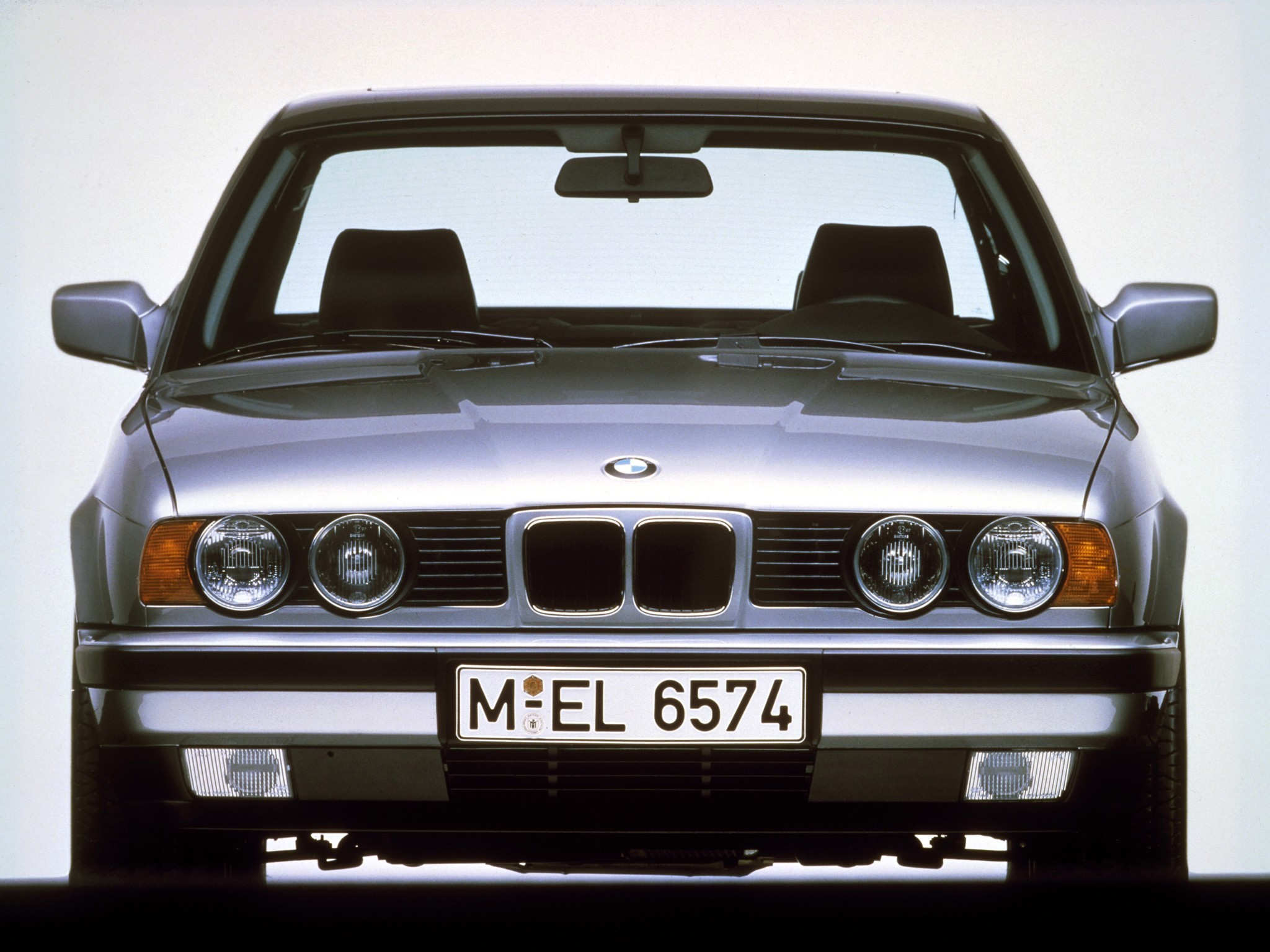 BMW 5 series 530i 1988 photo - 1