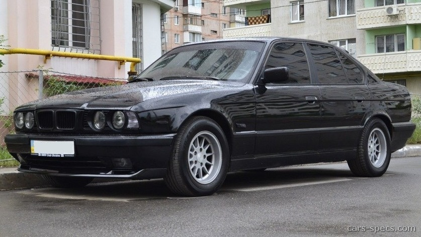 BMW 5 series 530i 1988 photo - 11