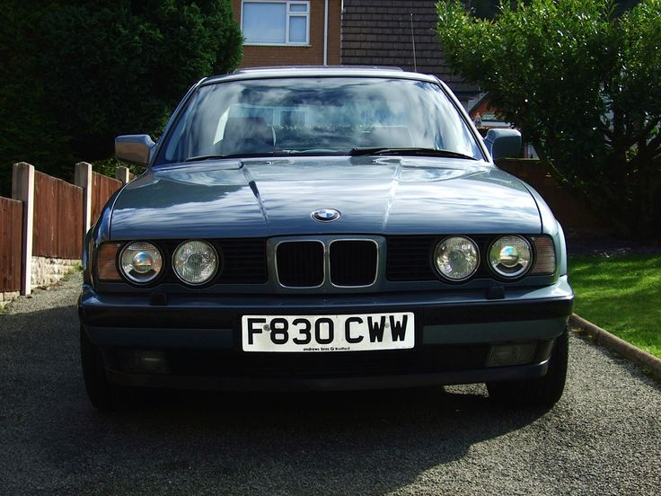 BMW 5 series 530i 1988 photo - 2