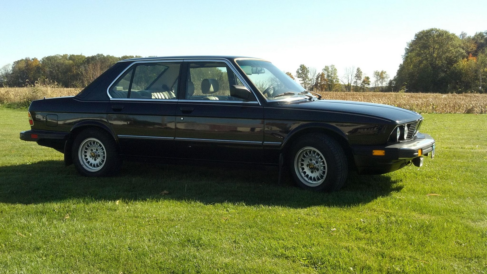 BMW 5 series 530i 1988 photo - 3