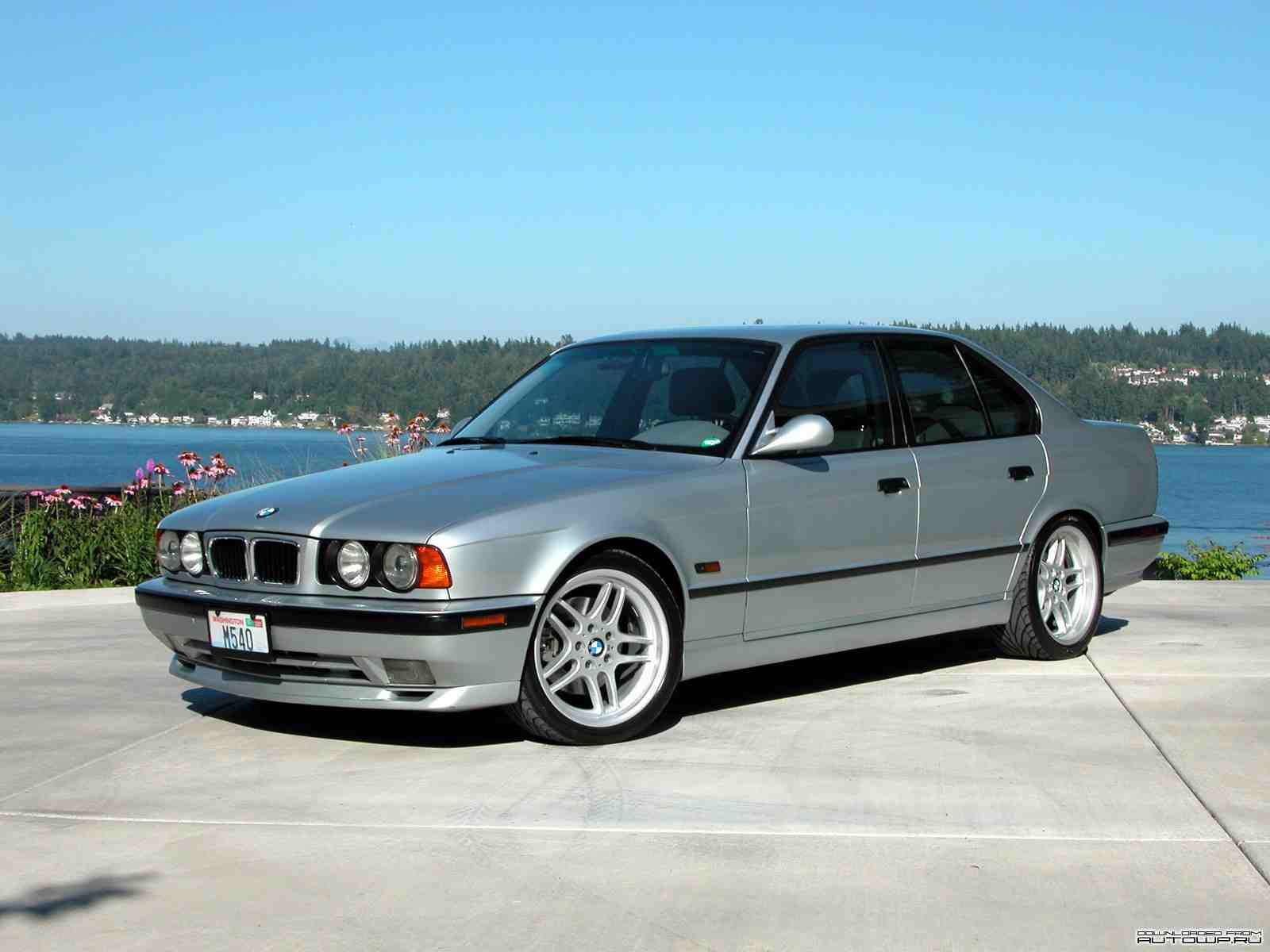 BMW 5 series 530i 1988 photo - 7
