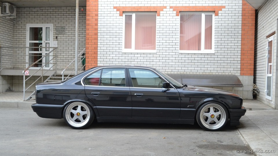 BMW 5 series 530i 1988 photo - 9