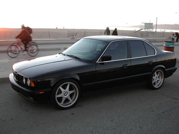 BMW 5 series 530i 1991 photo - 10