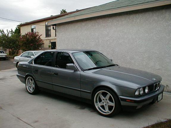 BMW 5 series 530i 1991 photo - 11
