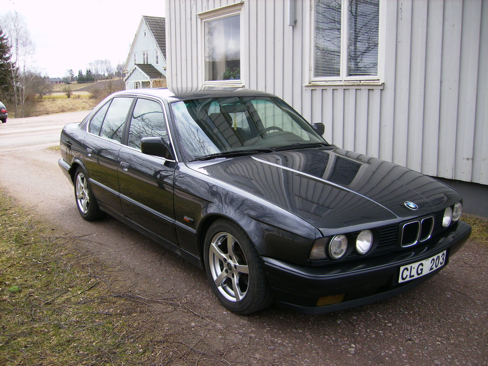 BMW 5 series 530i 1991 photo - 2