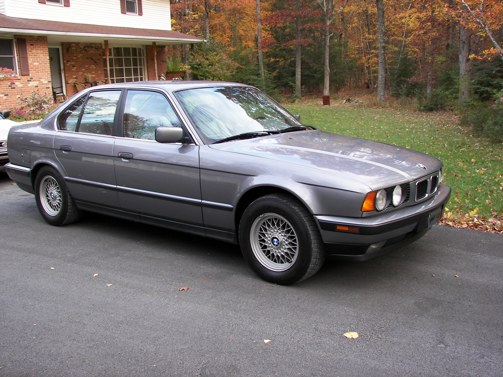 BMW 5 series 530i 1991 photo - 4