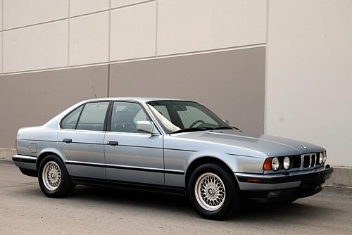 BMW 5 series 530i 1991 photo - 9