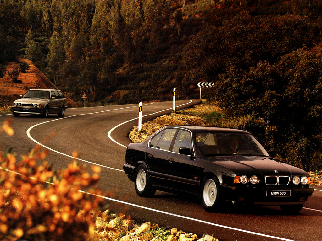 BMW 5 series 530i 1992 photo - 1