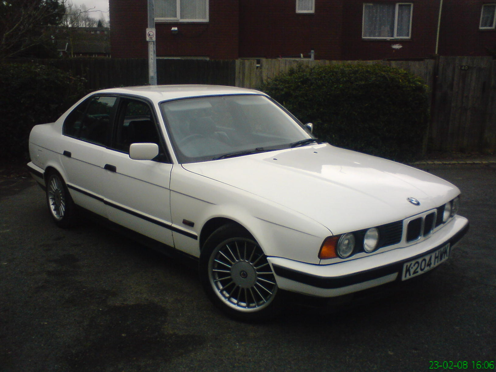 BMW 5 series 530i 1992 photo - 7