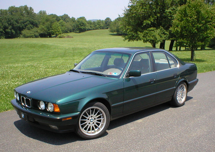 BMW 5 series 530i 1993 photo - 10