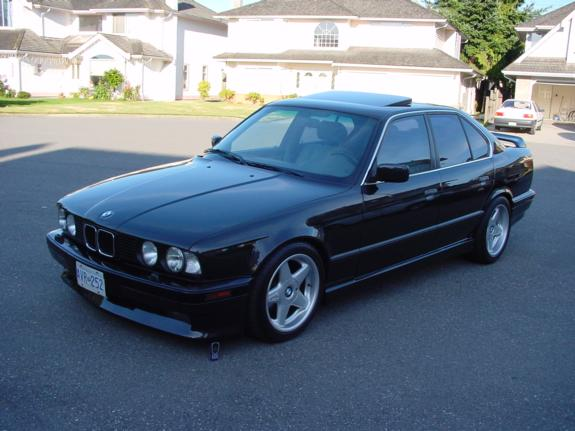 BMW 5 series 530i 1993 photo - 3