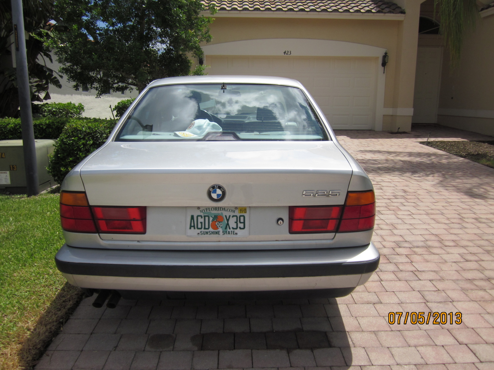 BMW 5 series 530i 1993 photo - 5