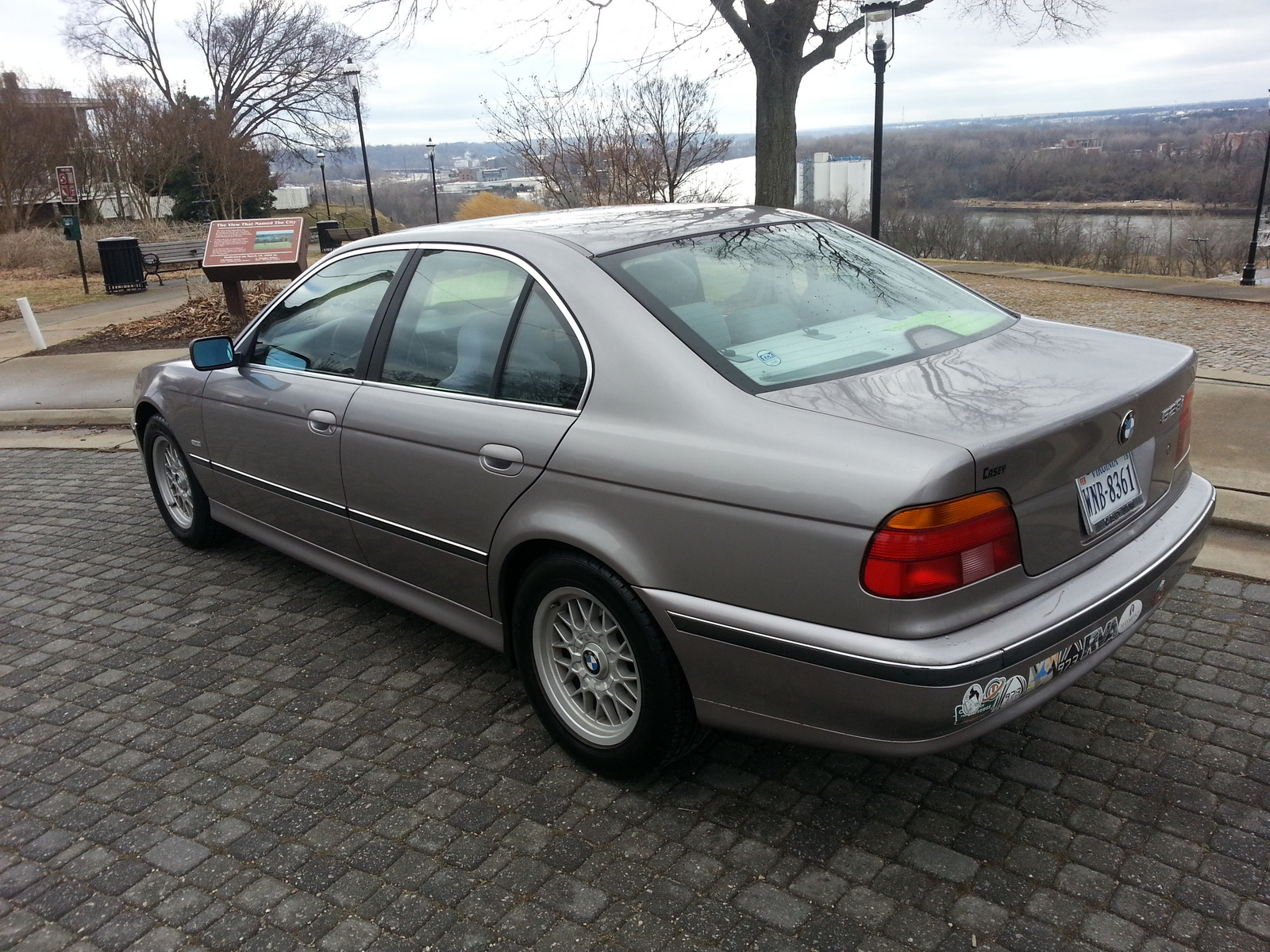 BMW 5 series 530i 2000 photo - 10