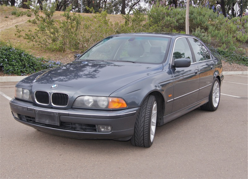 BMW 5 series 530i 2000 photo - 2