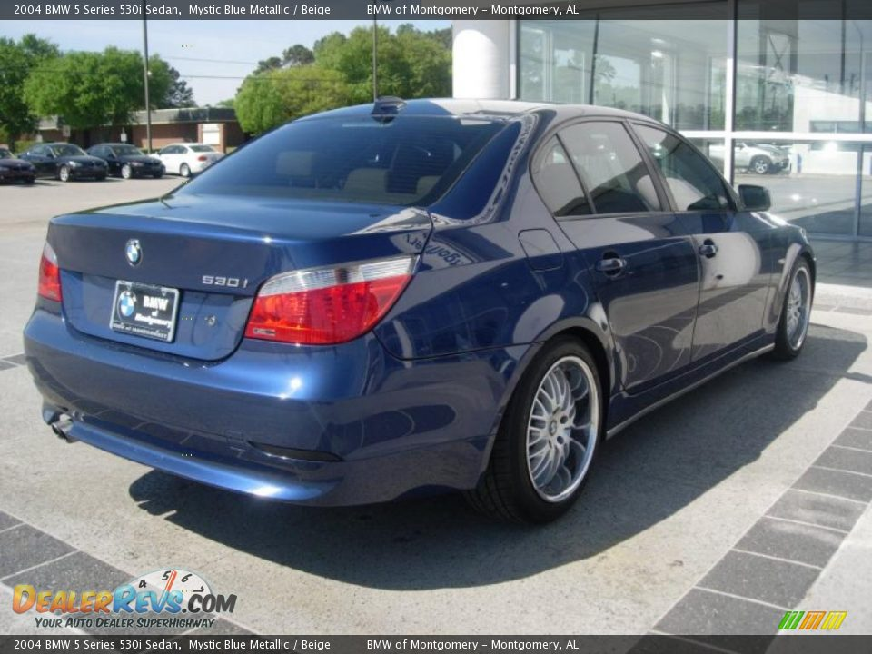 BMW 5 series 530i 2004 photo - 3