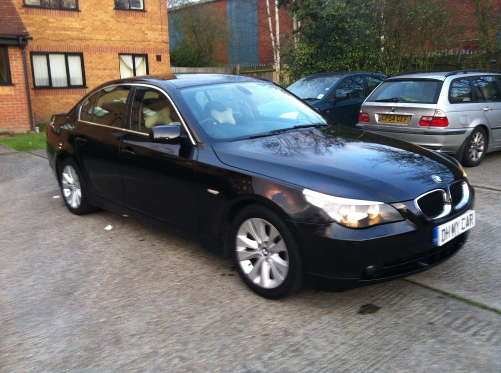 BMW 5 series 530i 2004 photo - 5