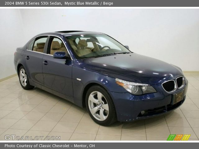 BMW 5 series 530i 2004 photo - 7