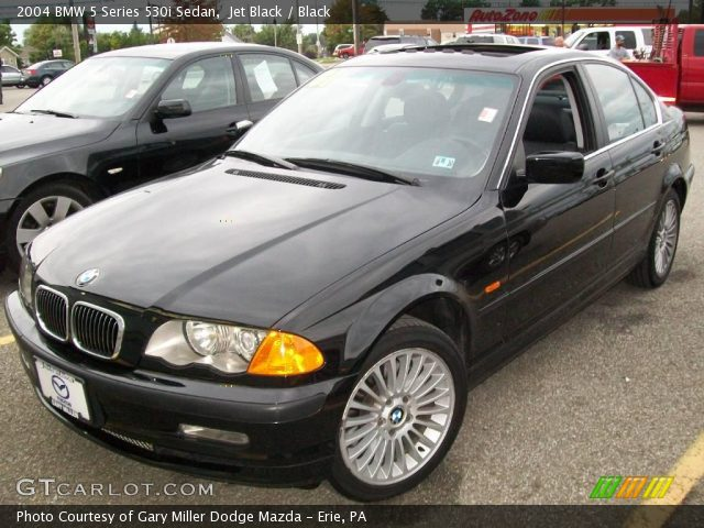 BMW 5 series 530i 2004 photo - 8