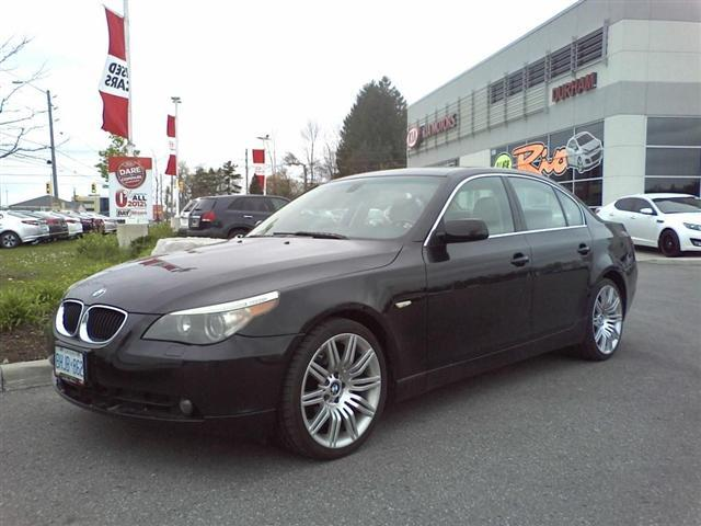 BMW 5 series 530i 2004 photo - 9