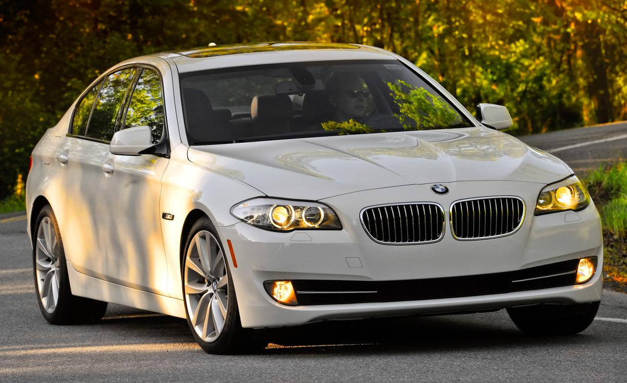 BMW 5 series 530i 2012 photo - 4