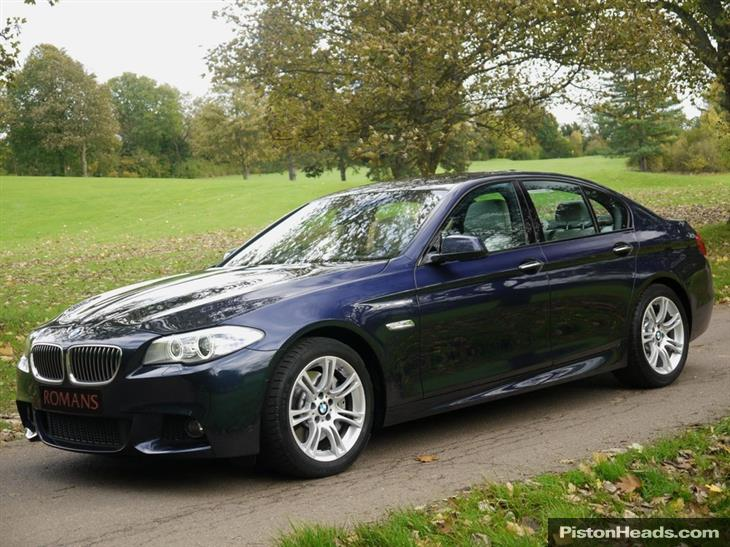 BMW 5 series 530i 2013 photo - 1