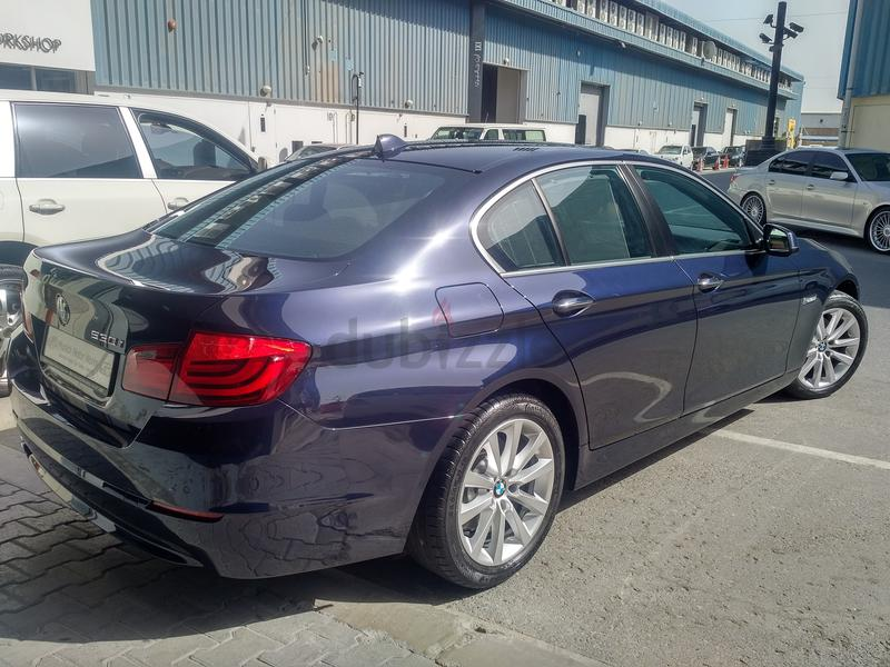 BMW 5 series 530i 2013 photo - 4