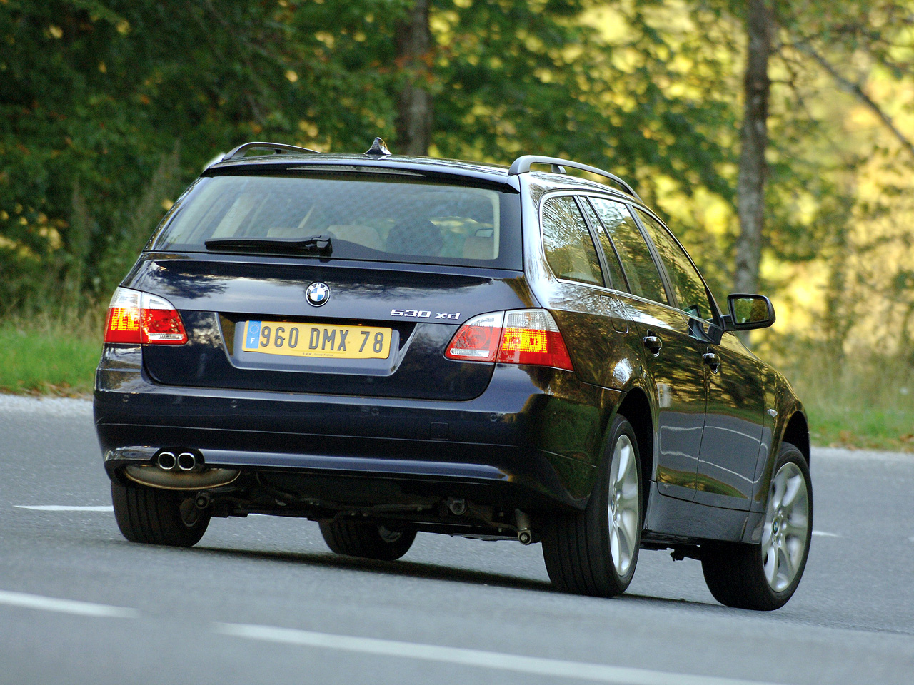 BMW 5 series 530xd 2003 photo - 1