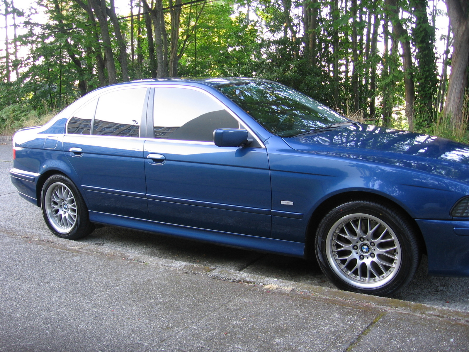 BMW 5 series 530xd 2003 photo - 10