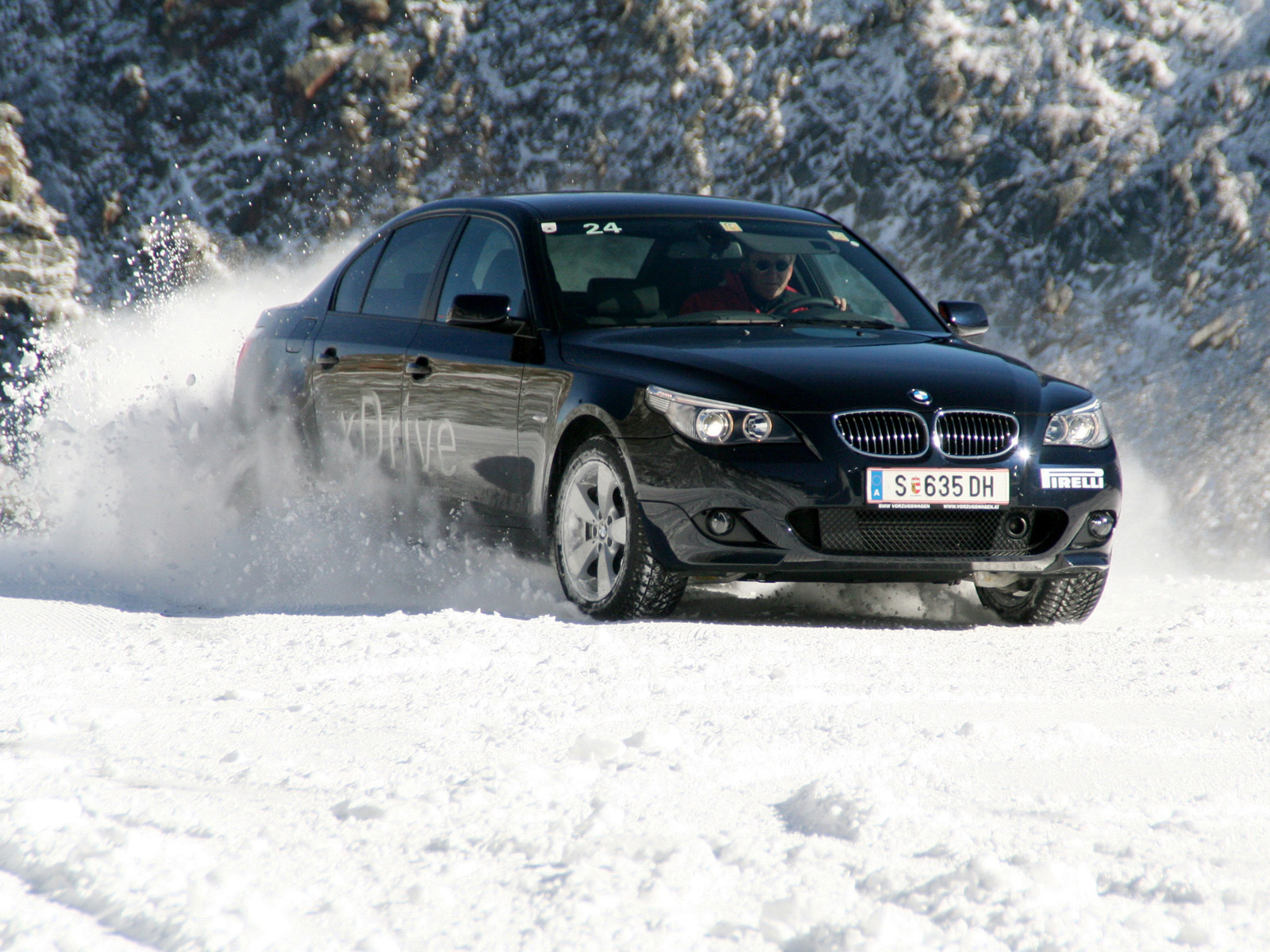 BMW 5 series 530xd 2003 photo - 5