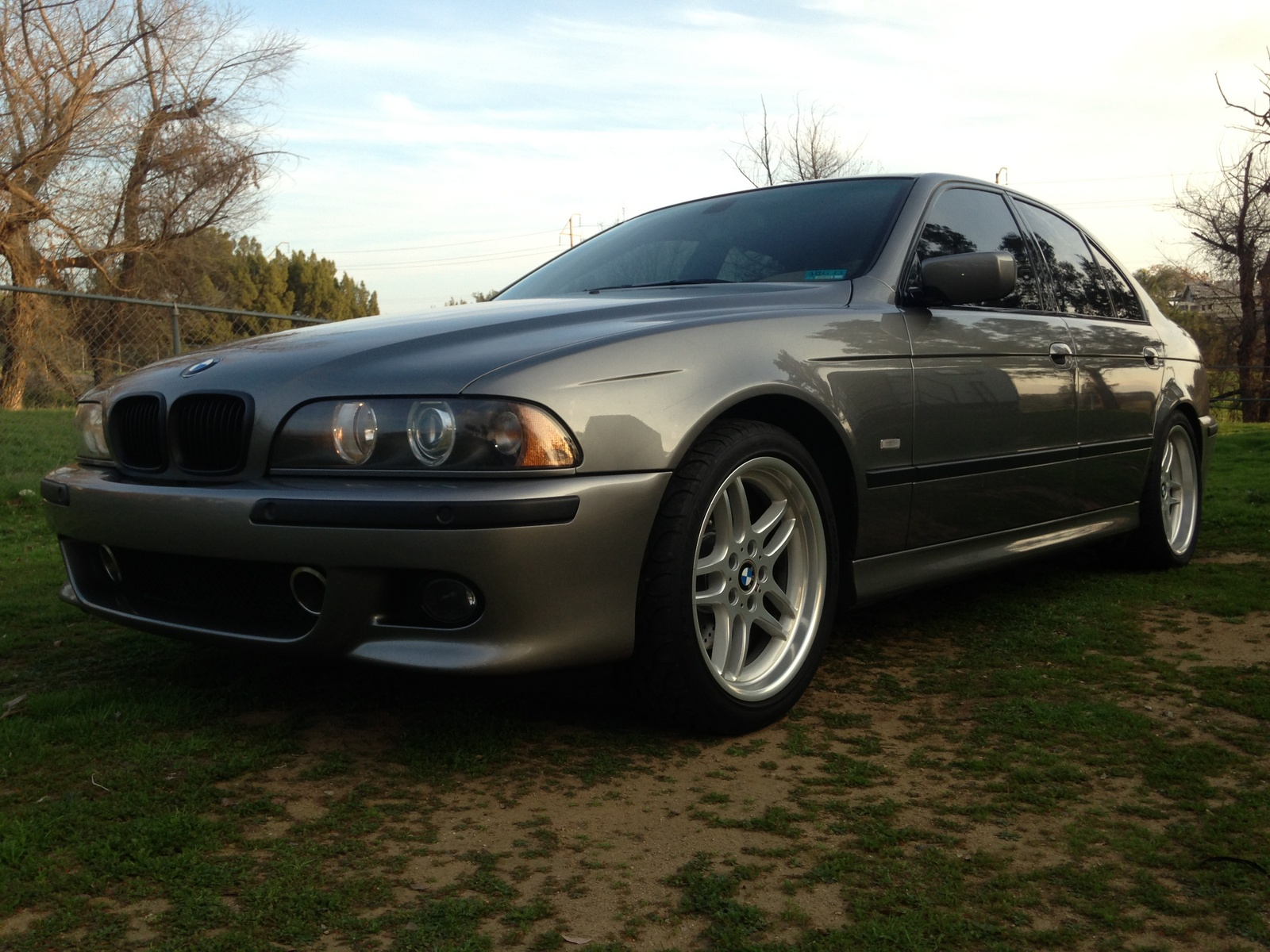 BMW 5 series 530xd 2003 photo - 7