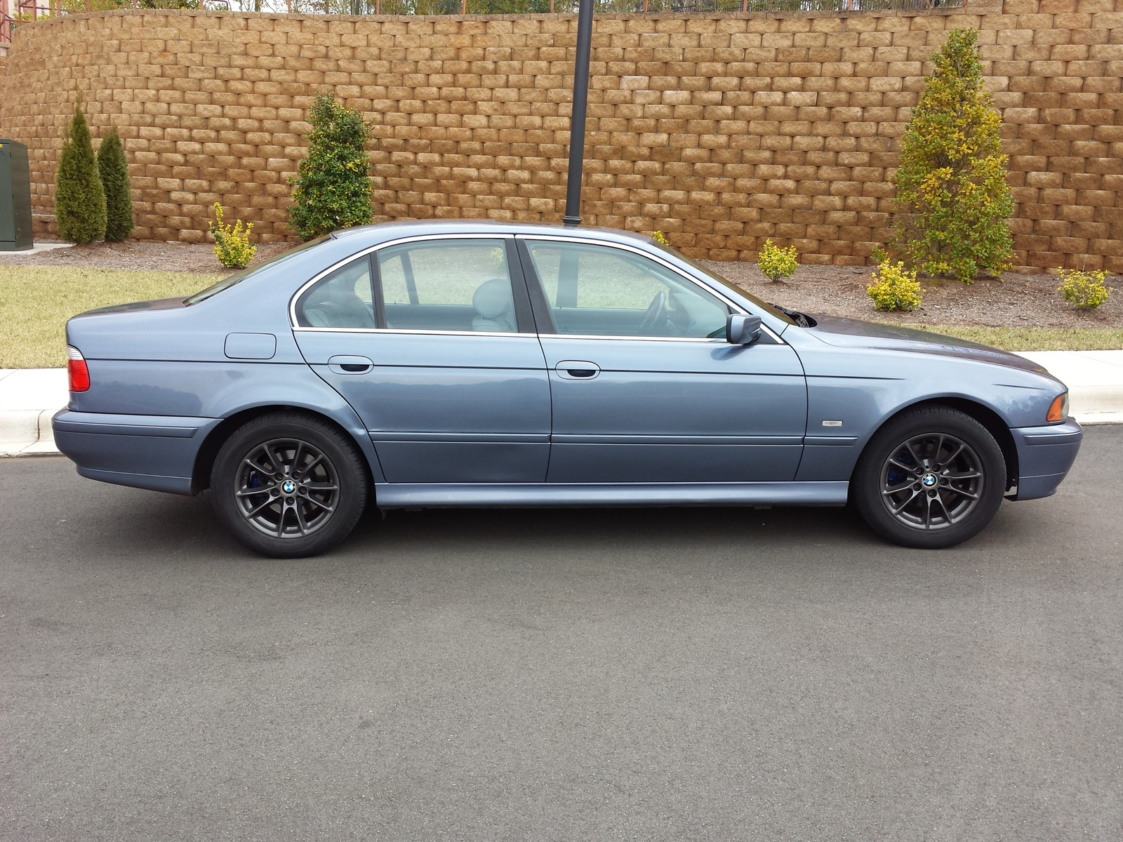 BMW 5 series 530xd 2003 photo - 8