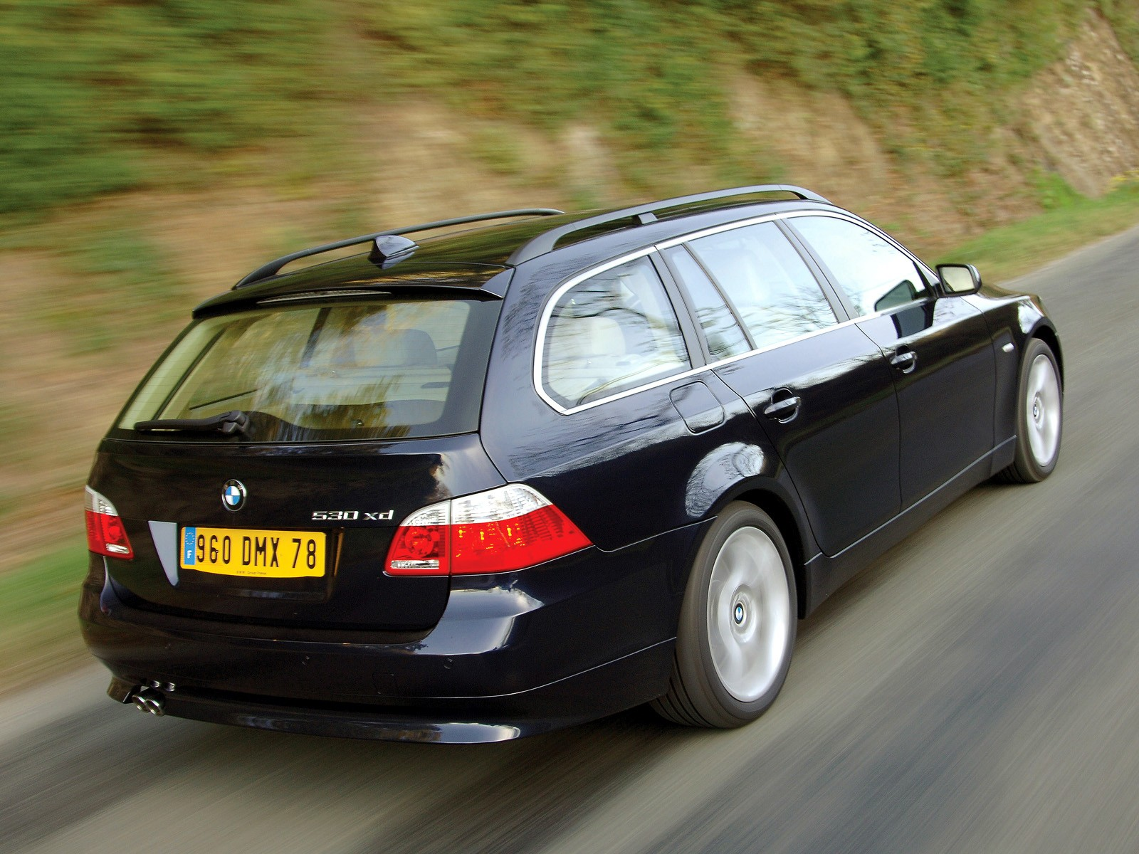 BMW 5 series 530xd 2007 photo - 1