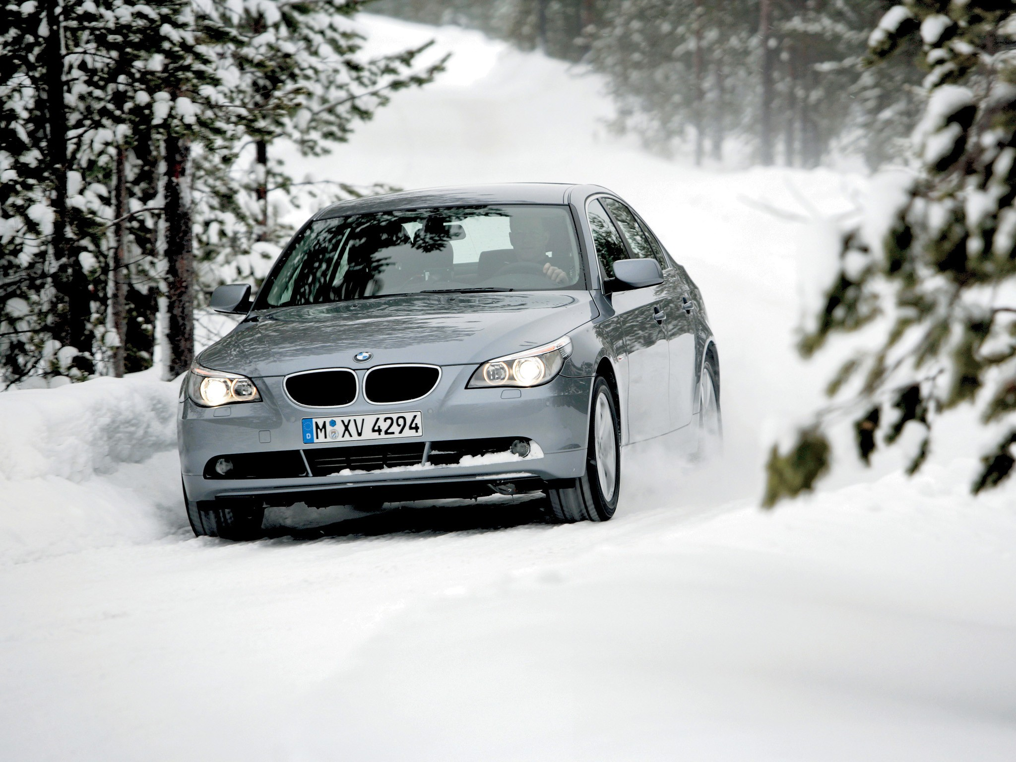 BMW 5 series 530xd 2007 photo - 2