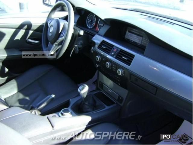BMW 5 series 530xd 2007 photo - 6