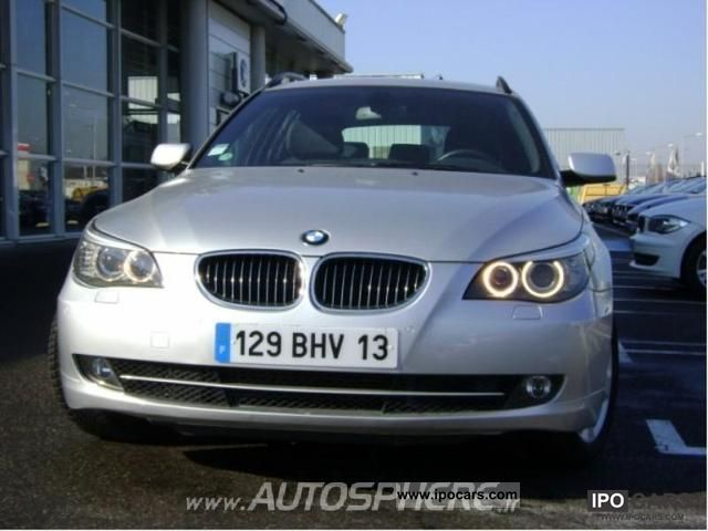 BMW 5 series 530xd 2007 photo - 7
