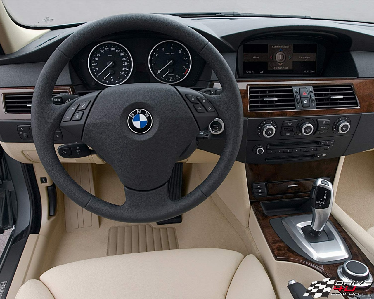BMW 5 series 530xd 2007 photo - 8