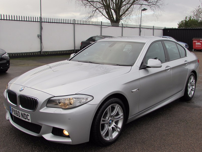 BMW 5 series 535d 2010 photo - 11