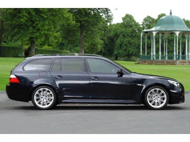 BMW 5 series 535d 2010 photo - 12