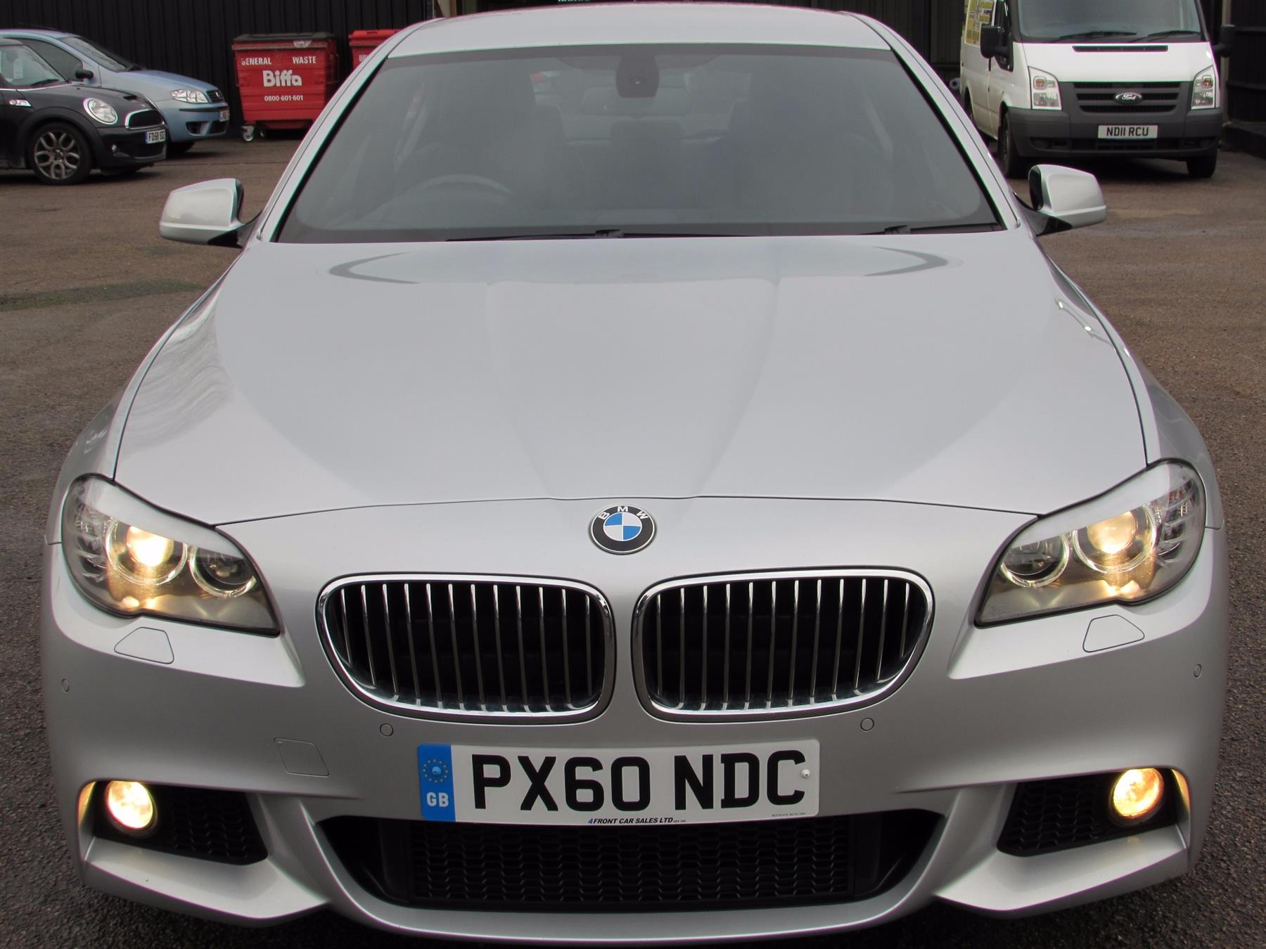 BMW 5 series 535d 2010 photo - 3