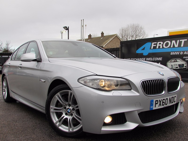 BMW 5 series 535d 2010 photo - 4
