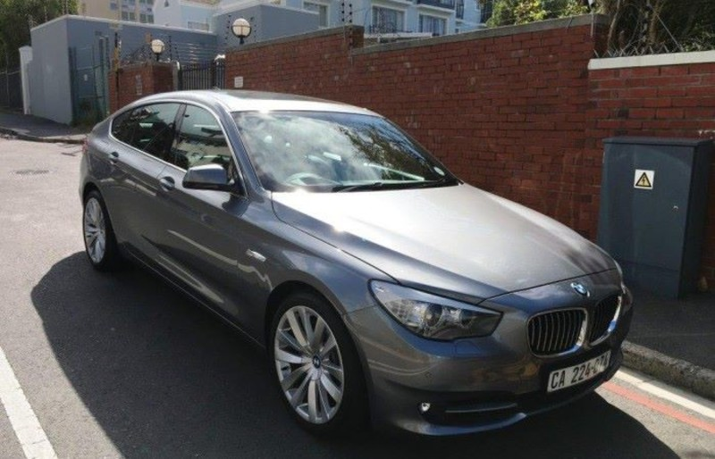 BMW 5 series 535d 2010 photo - 5