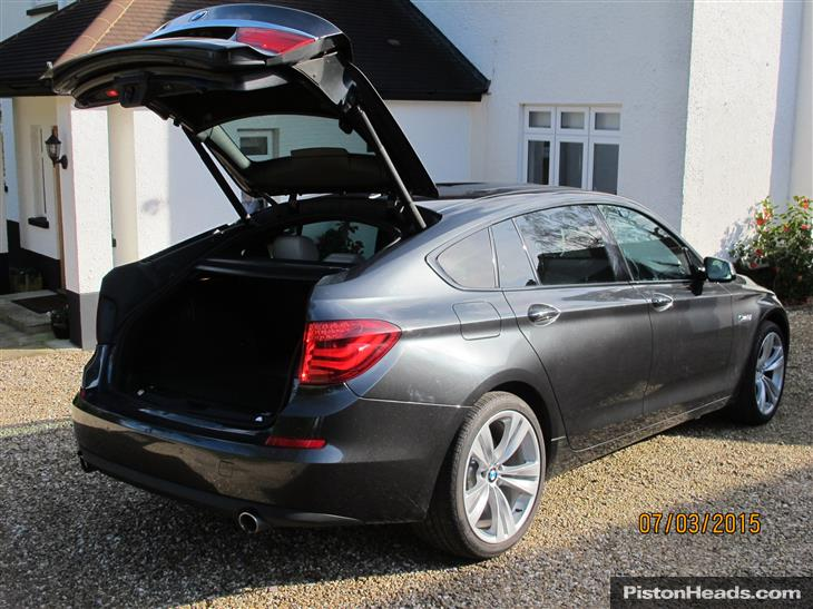 BMW 5 series 535d 2010 photo - 6