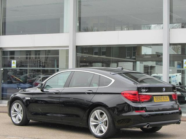 BMW 5 series 535d 2010 photo - 8