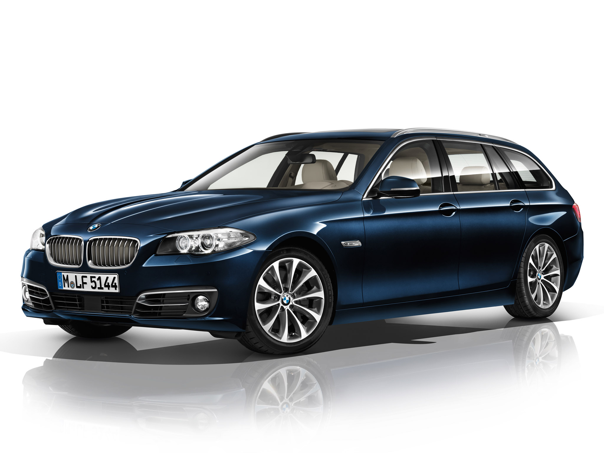 BMW 5 series 535d 2013 photo - 1