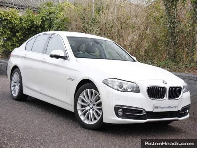 BMW 5 series 535d 2013 photo - 10