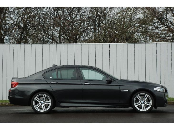 BMW 5 series 535d 2013 photo - 12