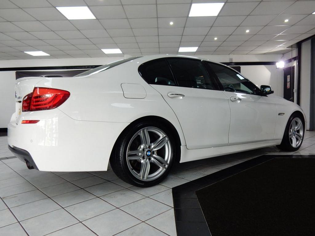 BMW 5 series 535d 2013 photo - 2