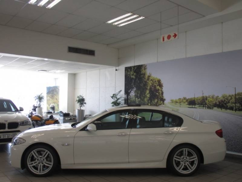 BMW 5 series 535d 2013 photo - 3
