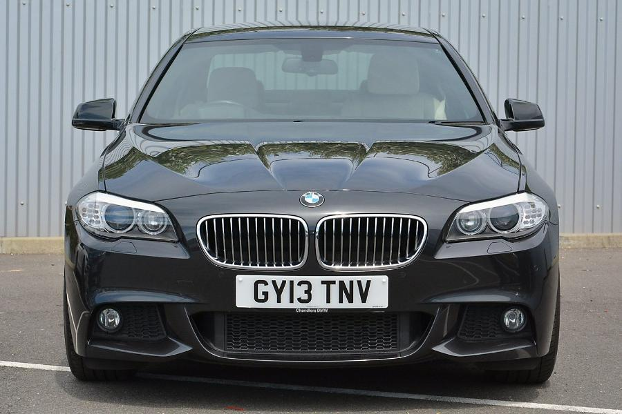 BMW 5 series 535d 2013 photo - 5